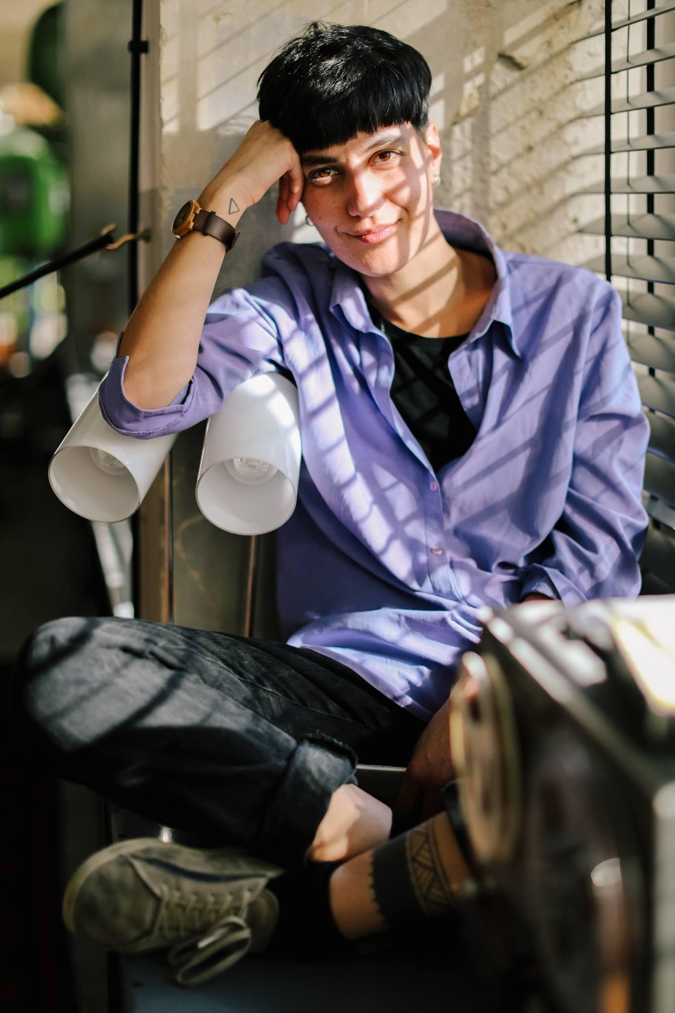 Ana Svanidze Fabrika Hostel & Suites / Manager