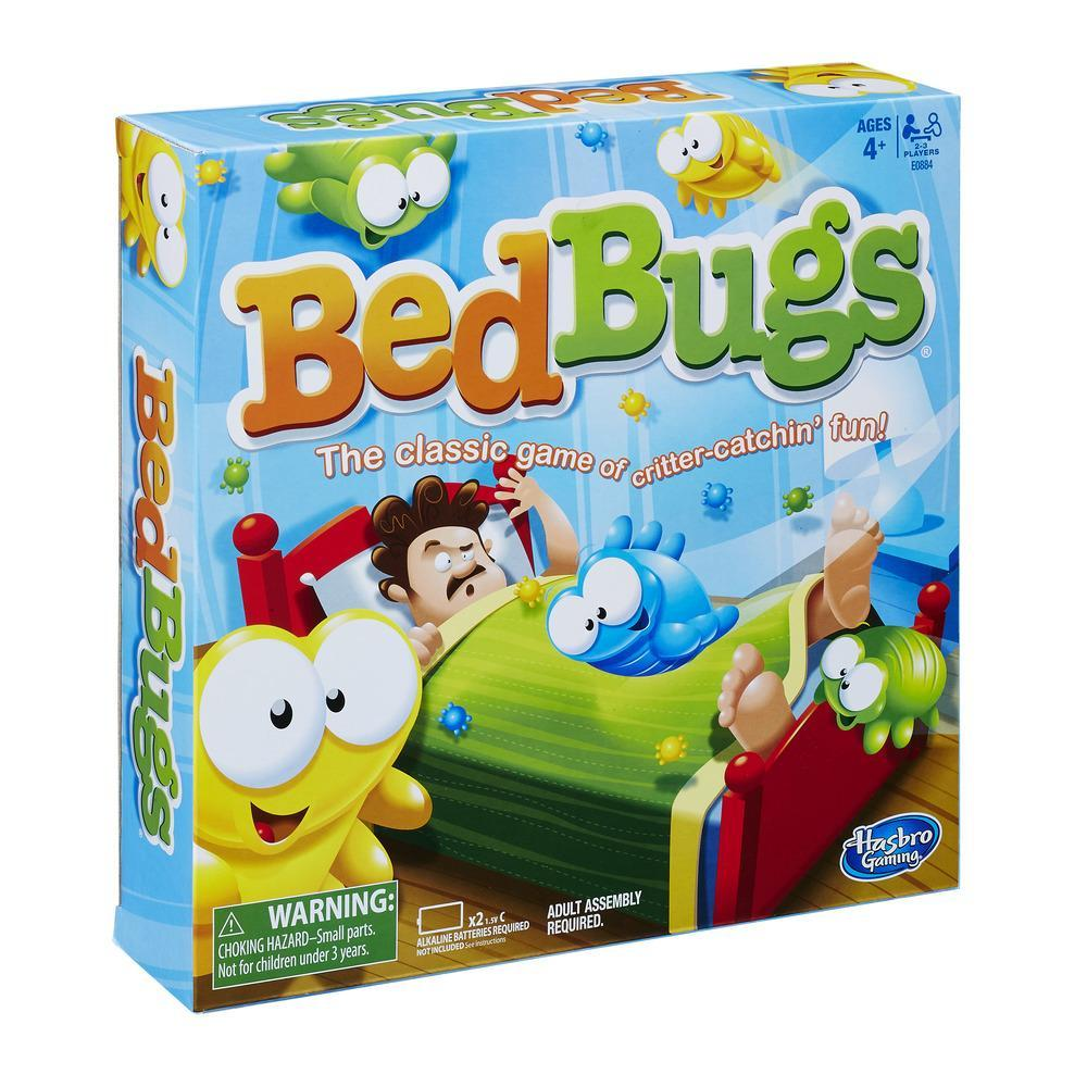 Bed Bugs game by Hasbro