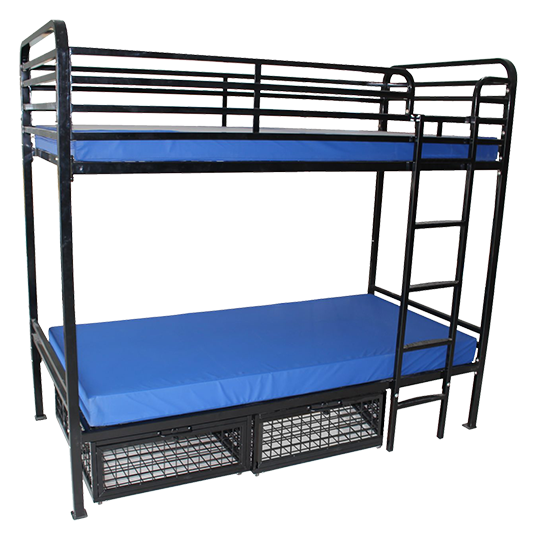 A Heavy Duty Bunkbed Made for Adults by ESS