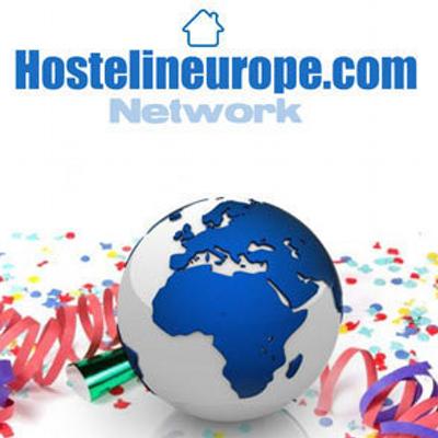 Hostels in Europe Network Logo