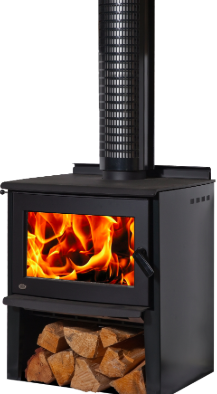 Wetback Water Heater Fireplace