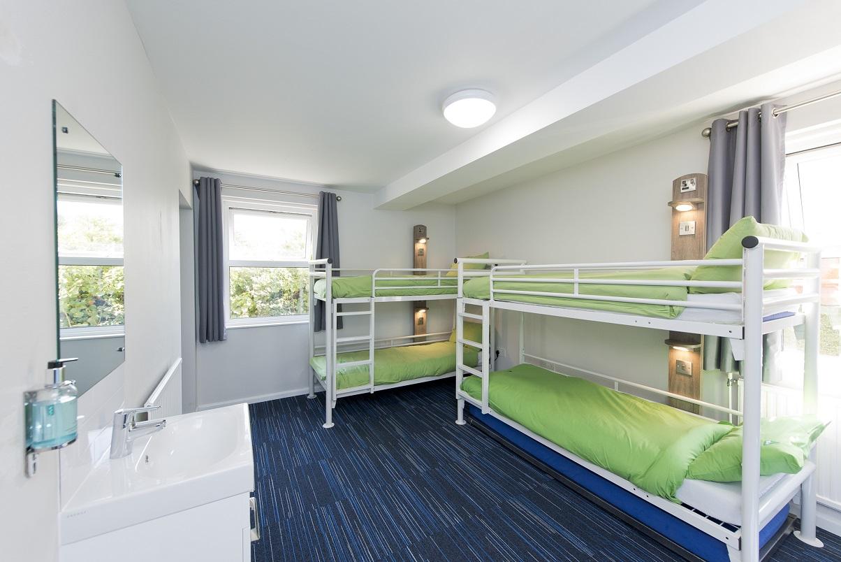 YHA Swanage Dormitory