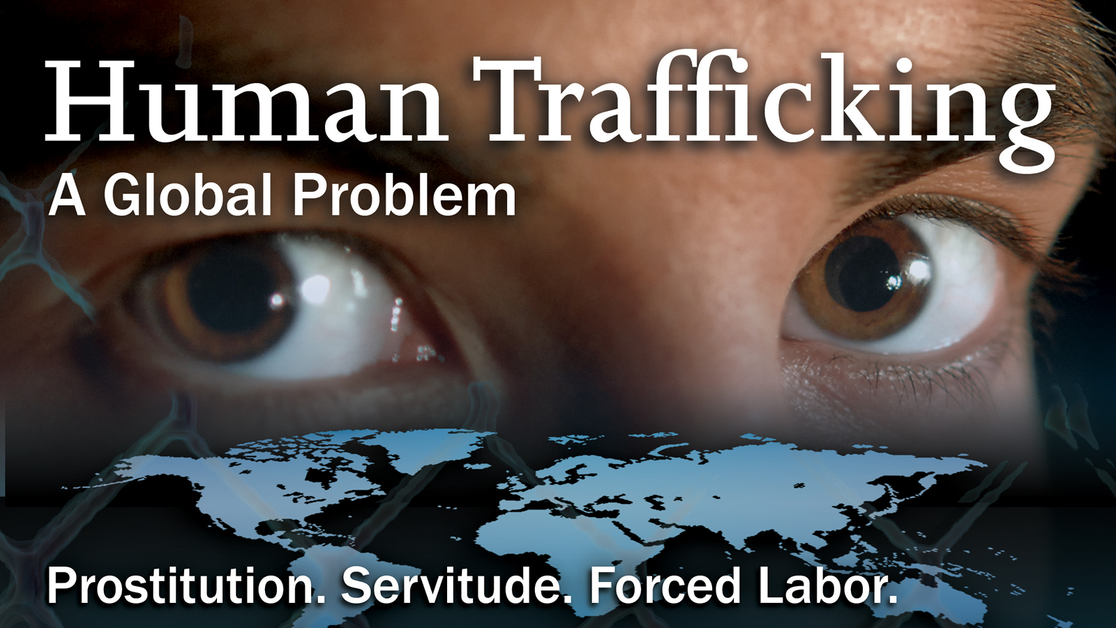 human trafficking is a global issue