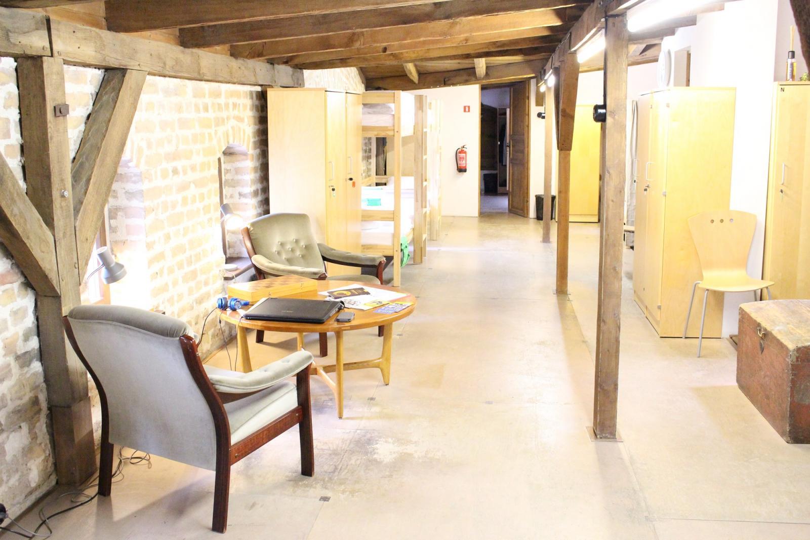 Amalienhof Hostel Riga's picture