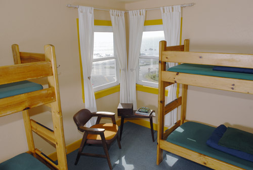 redwood hostel dorms