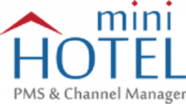 Minihotel pms frontdesk software logo hostel
