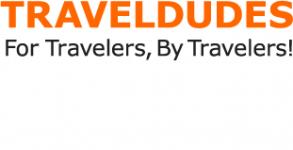 Traveldudes dot org hostel directory logo