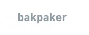 bakpaker logo website directory