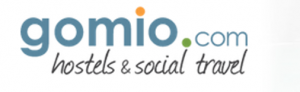 gomio logo website booking integration