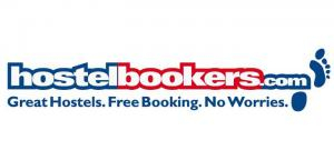 hostelbookers logo hostel booking engine