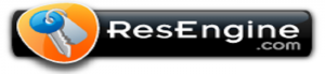 resengine hostel booking frontdesk pms software logo