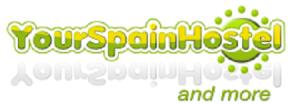 yourspainhostel hostel booking search engine logo