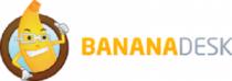 bananadesk logo front desk software hostels