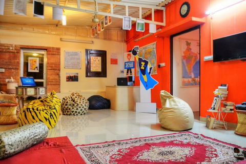 Zostel Common Room Hostel