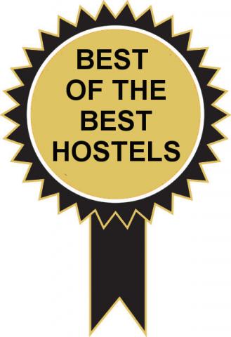Best Of Best Hostels Award