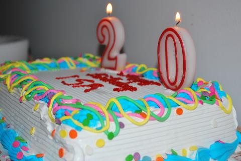 20-years-birthday-cake