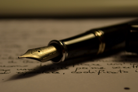 Classic Stipula fountain pen