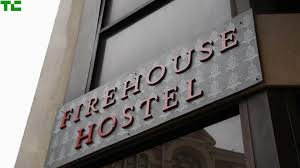 Firehouse hostel Little Rock Arkansas to Open