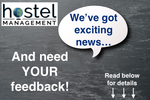 Hostel Management wants your opinion