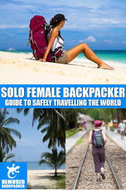 Increase in Solo Female Backpackers australia