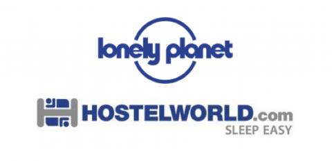LonelyPlanet.com partners with Hostelworld.com and Expedia.com
