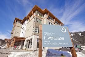 New HI Hostel for Whistler Canada