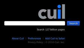 cuil dot com search engine SEO