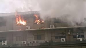 Fire global village hostel san francisco