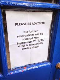 hostel michigan youth hostel association close shut down business customers