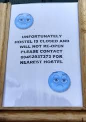 hostel scotland coldingham closed youth hostel
