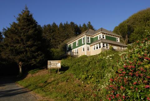 redwood hostel national park sea rooms little facilities