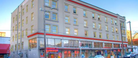 Hostelling International Seattle King Street