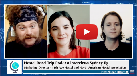 Sydney Ilg on creating the Colorado Hostel Collective and the North American Hostel Association