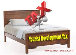 tourist development tax italy youth hostel excempted