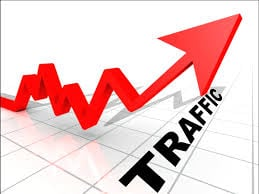 website traffic increase hostel